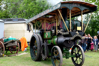 Hadlow Down Steam Rally 2015