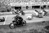 Brands Hatch 14/7/1963