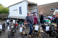 Ardingly Classic Bike Show October 2015
