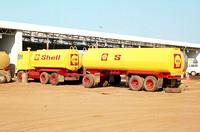 Kenworth Tanker rig in Lusaka