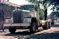 Trucks I have driven & worked on in Zambia