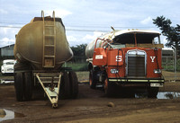 Don Turner bent this Kenworth