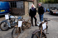 Ardingly Bike Show March 2016